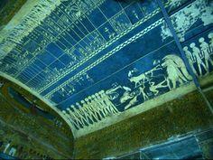 Techo de la tumba de Seti I - KV17