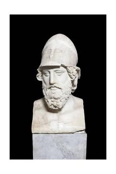 size: Giclee Print: Portrait of Themistocles, Vatican Museums, Rome, Italy : Rome Italy, Vatican, World History, Find Art, Framed Artwork, Museums, Giclee Print, Sculpture, Statue