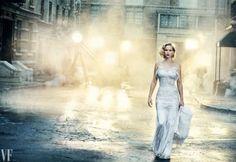 Jennifer Lawrence : Nuovissimi Scatti Glamour Su Vanity Fair