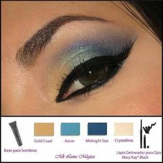 The Best Mary Kay Eyeshadow Looks And Description-- Mary Kay Eyeshadow Looks Yahoo Afbeeldingen zoeken Mary Kay Eyeshadow, Mary Kay Makeup, Eyeshadow Looks, Lr Beauty, Beauty Hacks, Beauty Stuff, Beauty Tips, Perfectly Posh, Maquillage Mary Kay