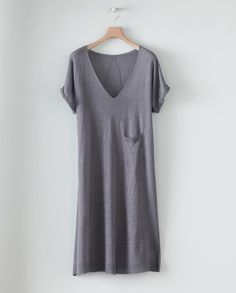Linen Knitted Dress