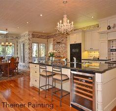 Kitchen Cabinet Painting Toronto