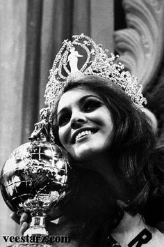 BEAUTY Incorporated: 1968 Miss Universe Martha Vasconcellos of Brazil