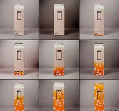Expiry Date Milk Cartons