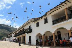 Plaza de Villa de Leyva, Boyacá   Check!