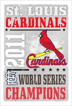 St. Louis Cardinals ... 2011 World Series Champs :)