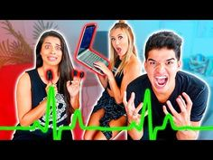 Lie Detector on SUPERWOMAN!! - YouTube