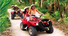 ATV Safari Pragram 2 (150cc.) Phuket ATV 1 Hour + Elephant Trekking + Monkey Show + Snake Show    ATV Safari Pragram 2 Discover a new kind of exciting adventure : 4 wheel dirve motocycle. We, Phuket Paradise Buggy & ATV Adventure will take you out to ride on exciting t...