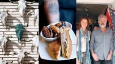 Food & Wine explore Santa Fe, including green-chile cheeseburgers, vintage denim, and cocktails with Game of Thrones flavor.