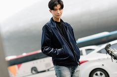 Why Model Seung Joon Ahn Was the Breakout Star of Seoul Fashion Week