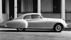 Continental R-Type 1952.    Oh. Yes. Please.    Choice pinning from Nic Moriarty.