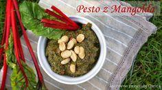 Pesto z buraka liściowego Mangold