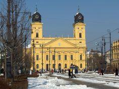 Main Square Debrecen