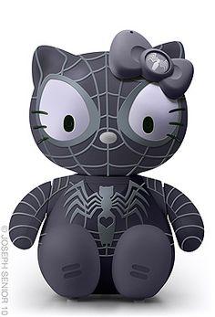 Hello Kitty Venom [Sanrio]