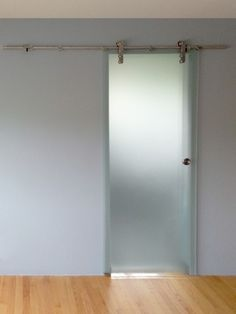 Luxury Sliding Doors without Bottom Track