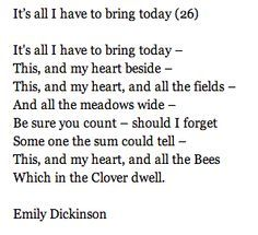 emily dickinson poems - Google Search
