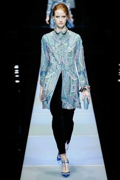 Giorgio Armani Fall 2015 Ready-to-Wear Collection Photos - Vogue