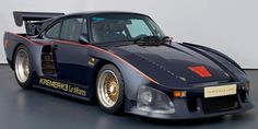 In 1979, F1 team owner Walter Wolf paid $600,000 for what was then the only road-legal, 740-hp Porsche 935.