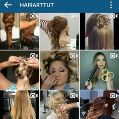 """""""Follow my new account @HAIRARTTUT for everything you love about hairstyles and alot more fashion without shoutouts  follow me now on @Hairarttut…"""""""
