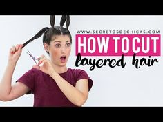 This Gravity Defying Haircutting Technique Will Give You The Best Hair Of Your Life - YouTube