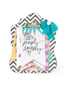 Create a Color Magic Easel: Create to Remember! - Heidi Swapp