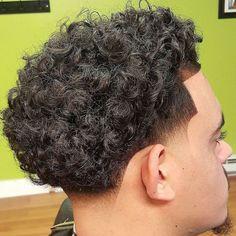 Taper Fade Haircut Curly Hair top 55 New Men S Hairstyles Haircuts 2016 Of Taper Fade Haircut Curly Hair Brilliant 27 Male Taper Haircut Designs Hairstyles Fade Haircut Curly Hair, Taper Fade Haircut, Tapered Haircut, Curly Hair Men, Curly Hair Styles, Natural Hair Styles, Curly Taper Fade, Curly Afro, Popular Mens Hairstyles