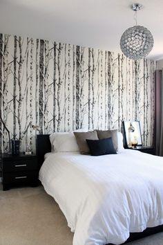 birch-tree-in-decorative-vase-bedroom-contemporary-with-birch-paper-wallpaper-samples.jpg (660×990)