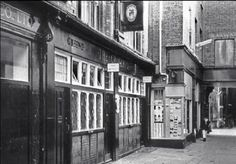 """The Criterion, 15 Market Passage, Cambridge - This was always a very """"in"""" pub… Cambridge Pubs, Honeymoon Night, Local Pubs, Janis Joplin, Norfolk, Old Photos, Past, England, World"""
