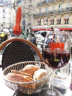 Paris, mon cœur.