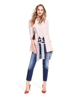 On Wednesday we wear #pink It's Here! See the First Lookbook for Our Target Collection via @WhoWhatWear