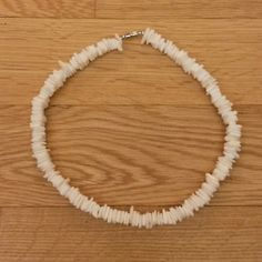 """Puca shell necklace Puca shell necklace. 16"""" length. Screw closure Jewelry Necklaces"""