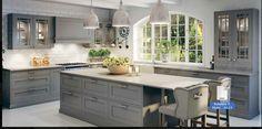 Lovely kitchen design