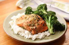 Barefeet In The Kitchen: Mojo Marinated Salmon