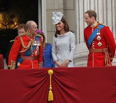The Stir-15 Times Kate Middleton & the Royals Were One Big Happy Family (PHOTOS)