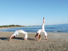 Feeling yoga in Ibiza