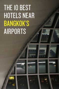 An insider's travel guide to the best hotels near Bangkok's Airports (BKK & DMK). Get reviews, prices and more in this article.