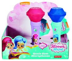SHIMMER AND SHINE MICROPHONE