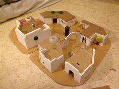 40K middle eastern type buildings, settlements. - Forum - DakkaDakka | Its that sound a machine gun makes.