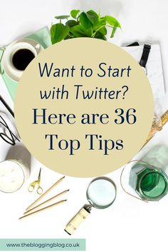 Being on #Twitter is something that bloggers should definitely consider but the site might seem chaotic and hard work.  Here are 36 top tips large and small to help you set up your Twitter profile and begin to grow a following on the site.  Plus free chec