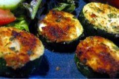 Recipe for Zucchini Bites #vegan #food #dinner #recipes #vegetarian