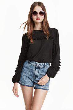 Short - High waist | H&M