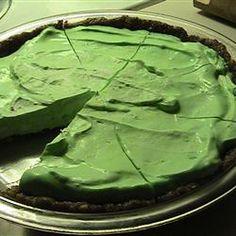 Key Lime Pie - Low Carb Version Recipe