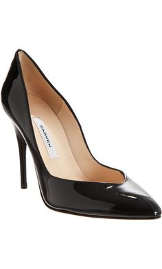 Carven Pointed Toe Pump