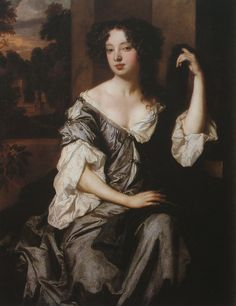 Louise Renee de Penacoet, Duchess of Portsmouth (1649-1734) French mistress to King Charles II - Peter Lely