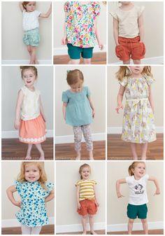 patrones para niña