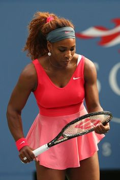 World Champion Tennis Player, Serena Williams
