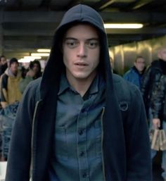 Remi Malik - if you want to know what social anxiety is like just watch the first episode of Mr robot - it's about hacking & corporate greed and so on but for me Remi Maliks performance as Elliot is so far the thing that stands out for me.