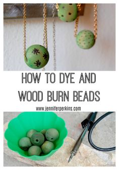 How to Wood Burn Bea