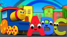 Bob el tren | Alfabeto aventura | Aprender alfabetos | Kids Video | Bob ...