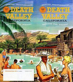 Death Valley California by AdNostalgia, via Flickr